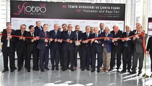 SHOEXPO İzmir 40. kez açıldı
