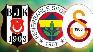 Galatasaray ve Beşiktaştan Fenerbahçeye jet mesaj