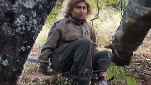Kadın PKKlı böyle yakalandı