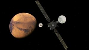 İlk defa NASA'nın göndermediği bir araç Marsa indi