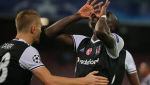 Napoli 2-3 Beşiktaş / MAÇIN ÖZETİ