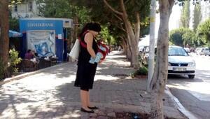 Antalya Adliyesinde bebek bakım odası sorunu