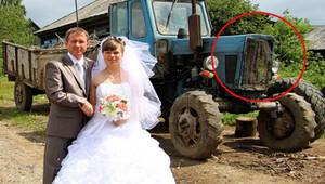 Rusyada evlendi böyle oldu