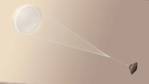 Avrupa Uzay Kurumu: Marsa gönderdiğimiz keşif robotumuz Schiaparelli kayıp