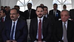 Bakan Albayrak: Konya Karapınarda 1000 megavatlık Güneş Enerji Santrali kurulacak (2)
