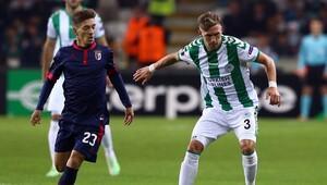 Atiker Konyaspor 1-1 Sporting Braga / MAÇIN ÖZETİ