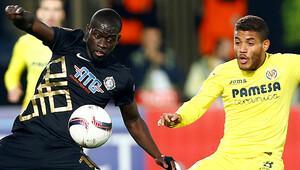 Osmanlıspor 2-2 Villarreal / MAÇIN ÖZETİ