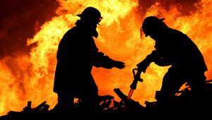 Suudi Arabistanın petrol şirketi ARAMCOda yangın