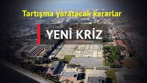 İzmirin mallarında yeni kriz