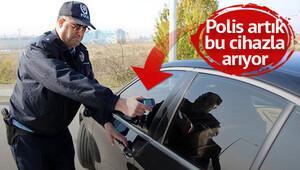 Polis asayiş uygulamasında radyasyon dedektörü kullandı