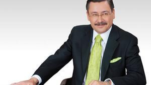 Melih Gökçek, son 2,5 yılın en başarılı belediye başkanı seçildi
