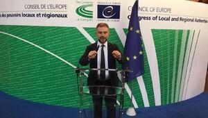 Avrupalı yöneticilere İSKEP sunumu