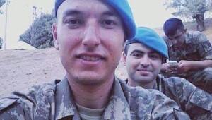 Şehit uzman çavuş Murat Özer, Eskişehirde toprağa verildi