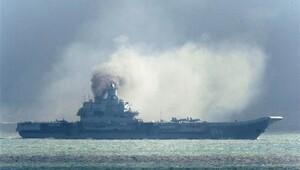 Rus savaş gemilerine yakın markaj