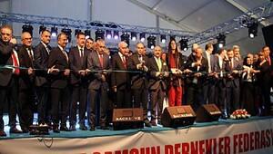 İstanbulda Samsun günü