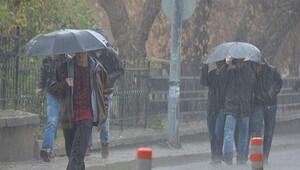 Meteorolojiden hafta sonu uyarısı...