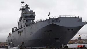 Rusyaya 1 dolara iki savaş gemisi sattı
