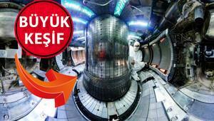 Bu icat tarihi değiştirebilir: Nükleer füzyon reaktörü rekor kırdı