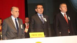 Galatasarayda tarihi kongre başladı