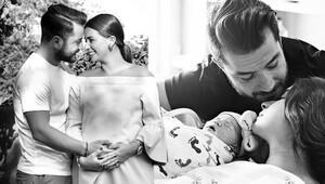 Doğum sonrası ilk fotoğraf...