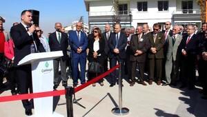 Muamer Aksoy Parkı Çankayada açıldı