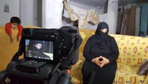 Suriyeli kadınların hikayesi 'kısa film' oldu