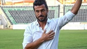 Ali Tandoğan ilk maçında kazandırdı