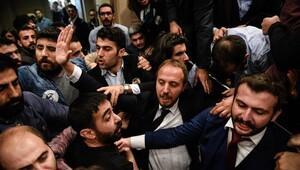 İstanbul Barosu seçimlerinde arbede
