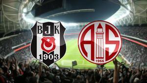 Beşiktaş Antalyaspor maçı ne zaman saat kaçta hangi kanalda