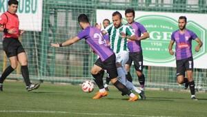 Yeşil Bursa-Yomraspor Fotoğrafları