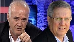 Ahmet Çakardan Aziz Yıldırım için şok sözler