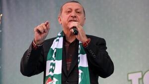 Erdoğan: Ülkemizin güvenliğini ilgilendiren gelişmeleri tribünden seyretmeyeceğiz (2)