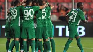 Akhisar Belediyespor 1-0 Adanaspor / MAÇIN ÖZETİ
