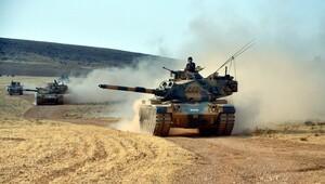 Suriyeli muhalifler: Türk tankları Mareadan girdi