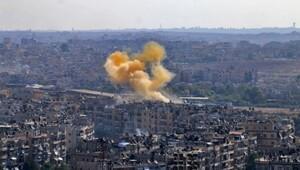 Halepte çatışmalar yeniden başladı