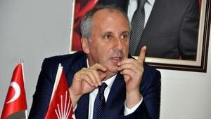 CHPli İnce: 15 Temmuz Erdoğanın ve Ak Partinin eseri