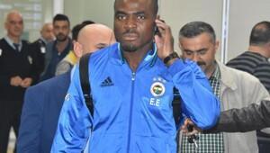 Fenerbahçe kafilesi Konyada