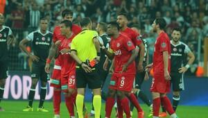 Aboubakarın golü Vodafone Arenayı karıştırdı
