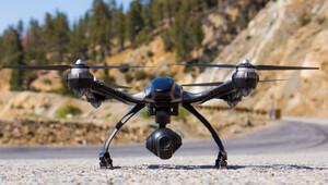 İsveç kameralı droneları yasakladı