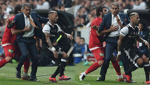 Beşiktaş maçında yürekler ağza geldi.. Şenol Güneş ucuz kurtuldu