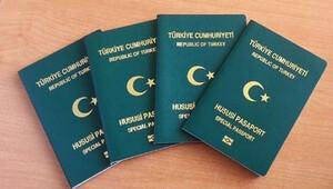 Koç'a Sabancı'ya yeşil pasaport