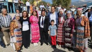 Bornova'da aşure birlikteliği