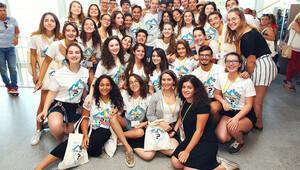 200 öğrenci 43 farklı ülkede eğitim görecek