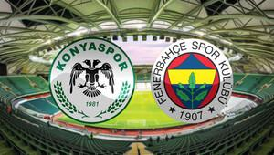 Konyaspor Fenerbahçe maçı bu akşam saat kaçta
