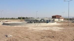Reyhanlıda atık su tesisi 2017 açılacak