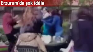 'Sakız çiğneyen' kız öğrenciye dayak iddiası