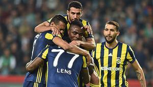 Konyaspor 0-1 Fenerbahçe / MAÇIN ÖZETİ