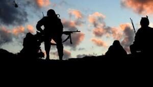 Erzurumda teröristlerle çatışma: 1 uzman çavuş yaralı
