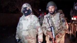 Pakistanda polis eğitim merkezine saldırı