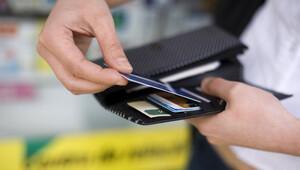Türkiyede cüzdan başına 2 kredi kartı düşüyor